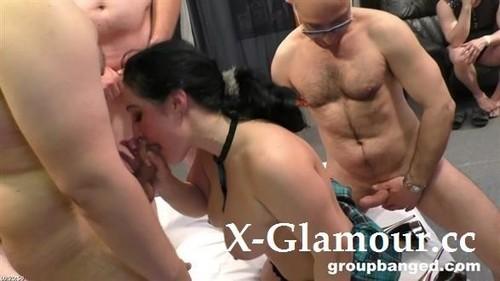 Elina Flower - Elina Enjoying Multiple Cocks (HD)