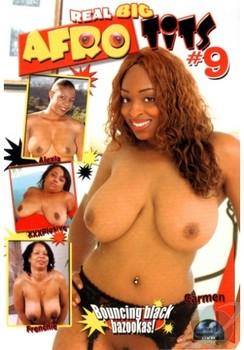 Real Big Afro Tits  #9