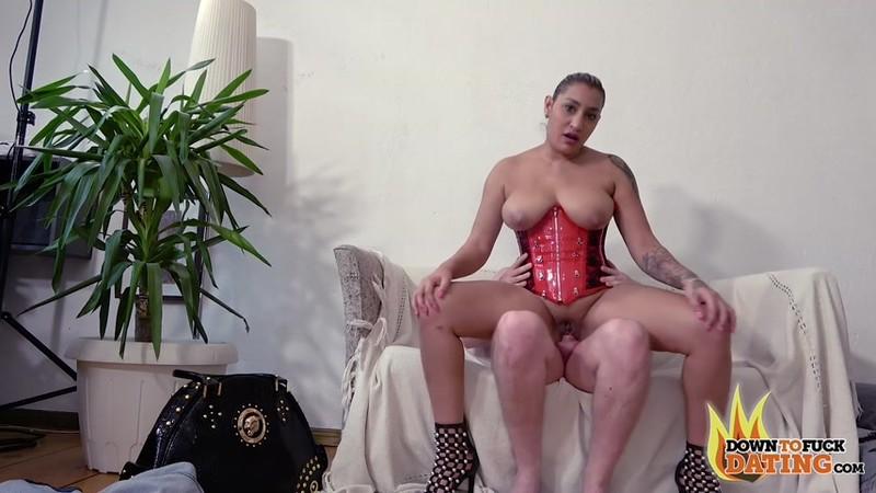 DownToFuckDating - Danka Diamond - Dirty Cock Slut [HD 720p]