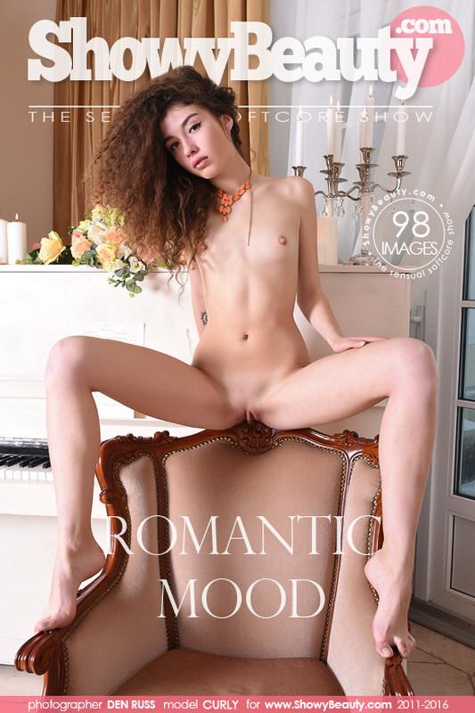 Curly - Romantic Mood (x98)