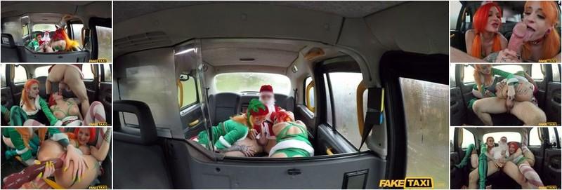 Alexxa Vice, Azura Alii - Filthy Santa and the Ho Ho Hoes (FullHD)