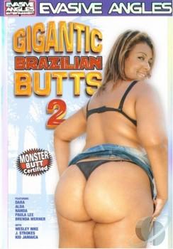 Gigantic Brazilian Butts #2