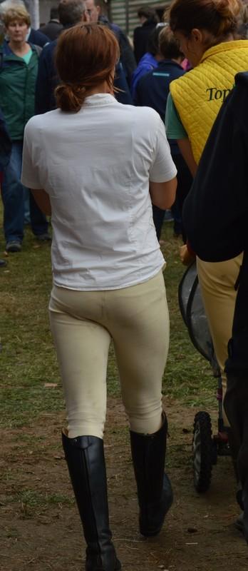 lovely booty in candid jodhpurs