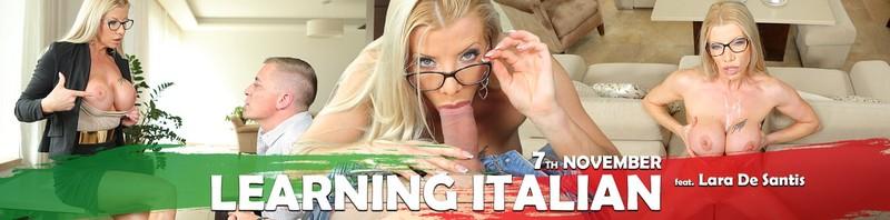 Learning Italian Pov Lara De Santis Oculus