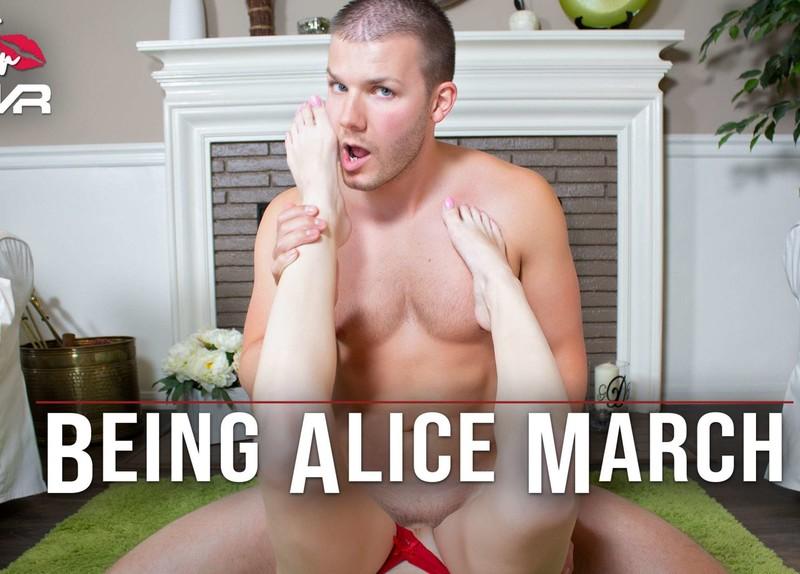 Being Alice March Codey Steele 4k 60fps Oculus Go