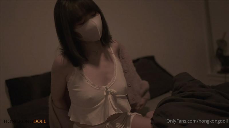 【極品❤️推薦】超爆極品女神『香港美少女』最強新作-姐姐的夢境ASMR 一日女友的漂亮姐番外篇 高清1080P原版