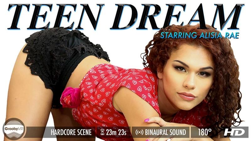 Teen Dream Alisia Rae Oculus Vive