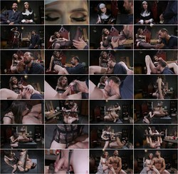 Korra Del Rio, DJ - The Naughty Nun: Korra Del Rio Punishes Disgraceful Sinner DJ (Kink) HD 720p
