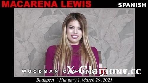 Macarena Lewis - Casting X Updated [SD/540p]