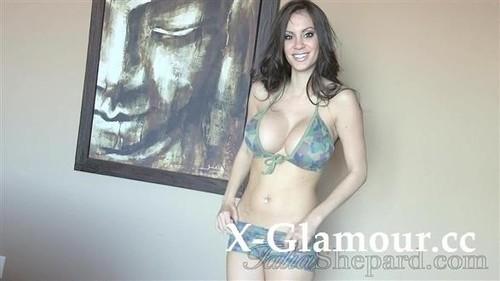 Talia Shepard - Camo Top [FullHD/1080p]