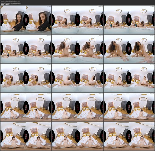Girls 039 Night Canceled Anie Darling Amp Michael Fly Oculus Go 4k Hq
