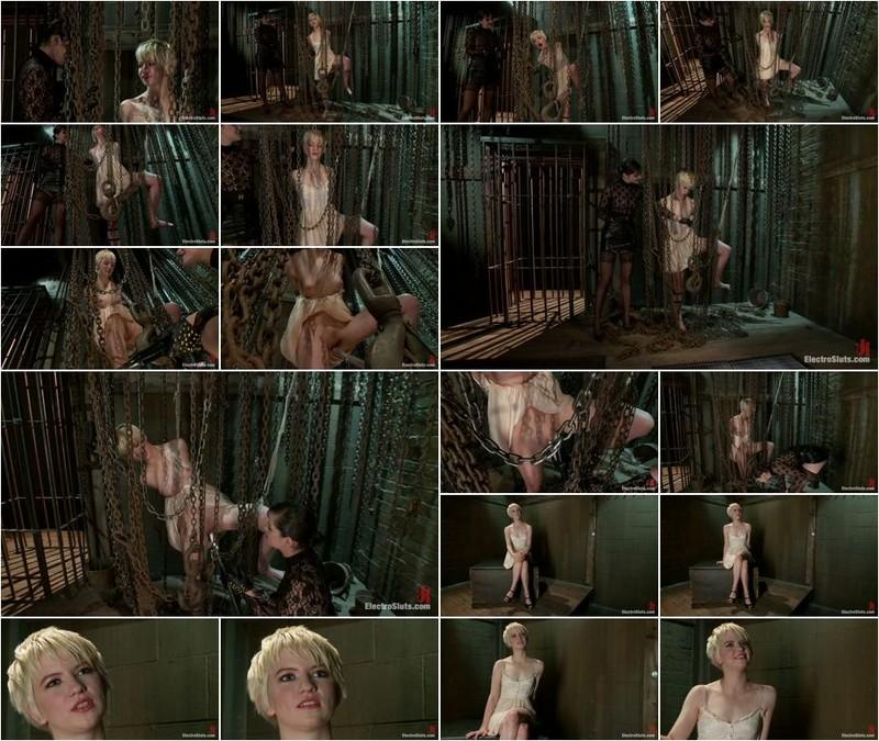 Bobbi Starr, Alani Pi - Electric Chains Keeps her Captive (720p)