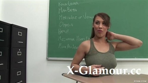"Natasha Vega in ""Sex For Grades 2020-12-28"" [HD]"