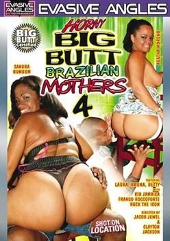 Horny Big Butt Brazilian Mothers #4