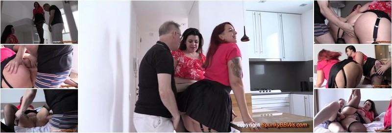 Maria Bose, Eva Autumn - Creampie (FullHD)