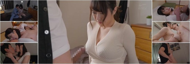 Tsujii Honoka - If It's Just A Titty Fuck, So That Shouldn't Count As Infidelity. (HD)