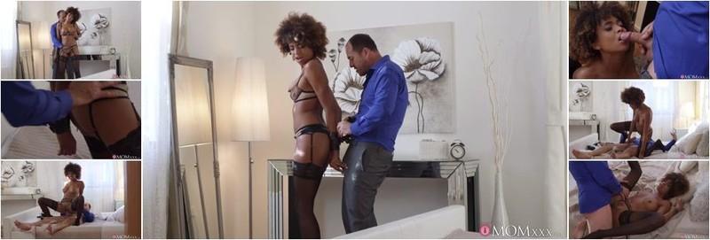 Luna Corazon - Sexual fantasy with ebony (FullHD)
