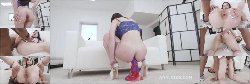 Nadja Lapiedra - Balls Deep, Nadja Lapiedra, 1on1, BBC, ATM, Balls Deep Anal, No Pussy, Rough Sex, Gapes, Creampie Swallow, Swallow (HD)