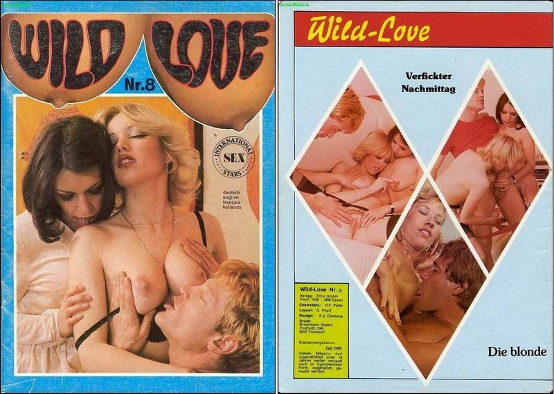 Wild Love Nr8 (1980) JPG