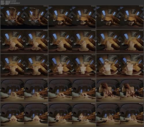 Ready To Serve You Freya Mayer Oculus Go 4k