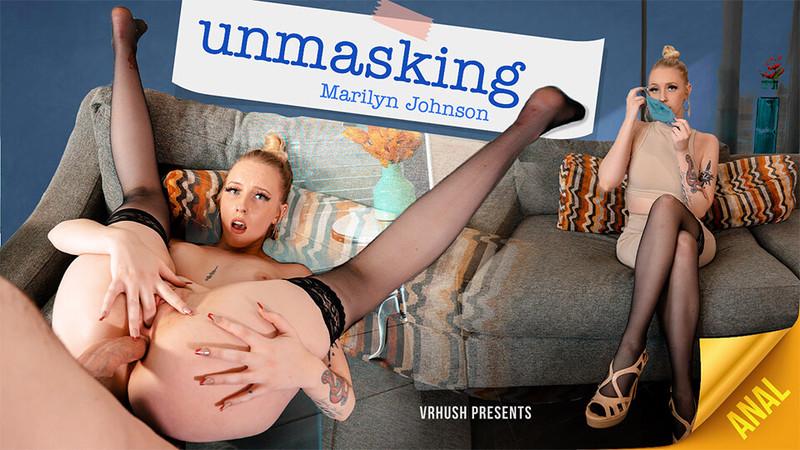 Marilyn Johnson Unmasking Marilyn Johnson Gearvr
