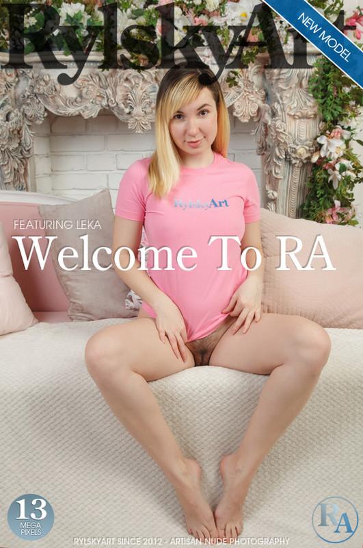 Leka - Welcome To RA (2021-06-14)