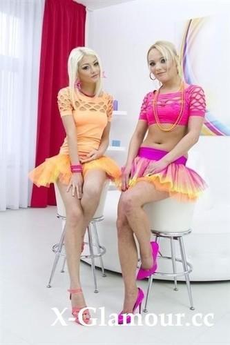 Olivia Divine, Gina Sweet - Gonzo (HD)