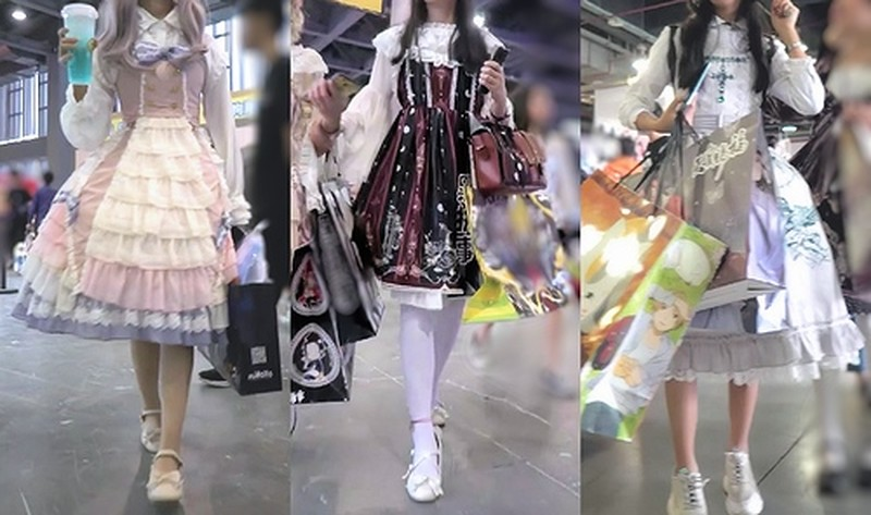 China cosplay event 7