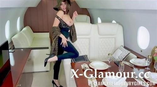 "Luxury Girl in ""The Mile High Club"" [HD]"