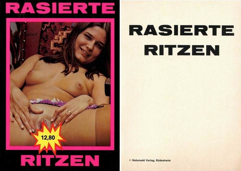 Rasierte Ritzen (1970s) JPG