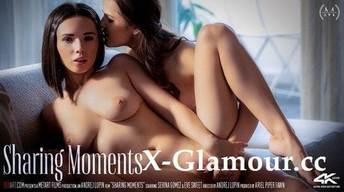 Eve Sweet, Serina Gomez - Sharing Moments [SD/480p]