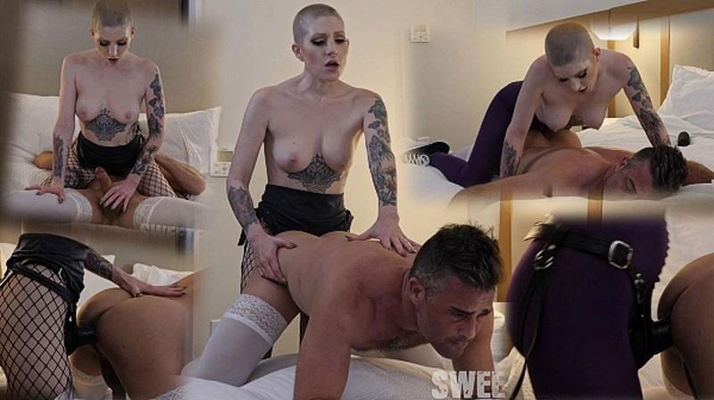 Fabiana Fox - Fabiana Puts Lance Under a Chastity Sissy Spell Part 3 [FullHD 1080P]