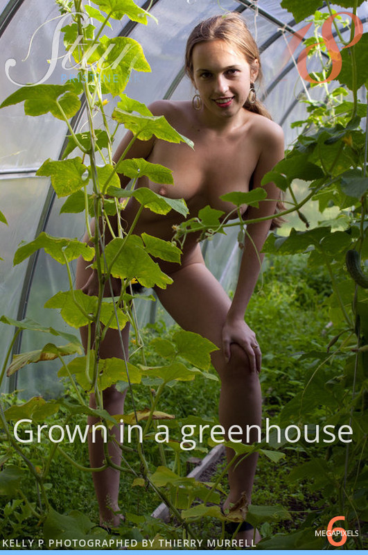 Kelly P - Grown In A Greenhouse (2021-06-21)