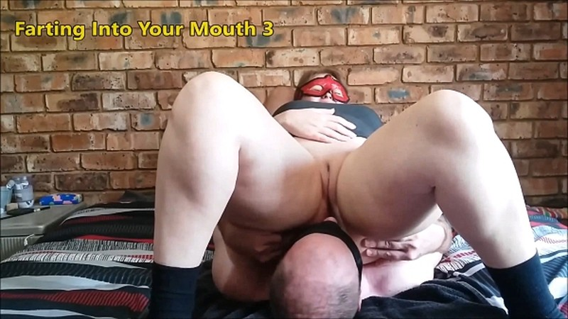 GoddessTempest - Farting Into Your Mouth 3 [FullHD 1080P]