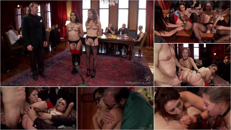 Mandy Muse, Kendall - Alpha Anal Slave Takes Charge of Ass Licking Newbie [SD 540p]