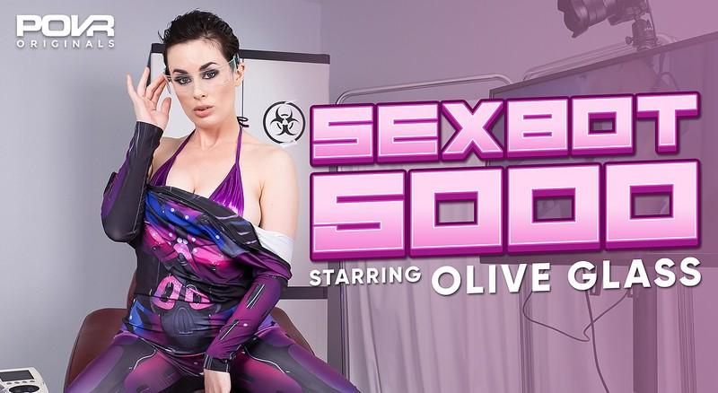 Sexbot 5000 Olive Glass Gearvr