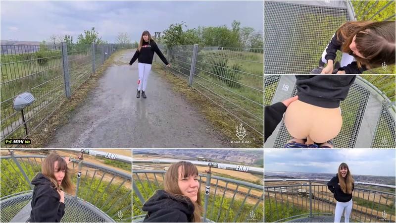 Anne-Eden - Riskanter Schnellfick an Tagebau Aussichtspunkt (1080P/mp4/327 MB/FullHD)