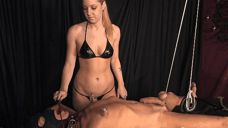 Mistress Hollie - Extremely Sensitive [HD 720P]
