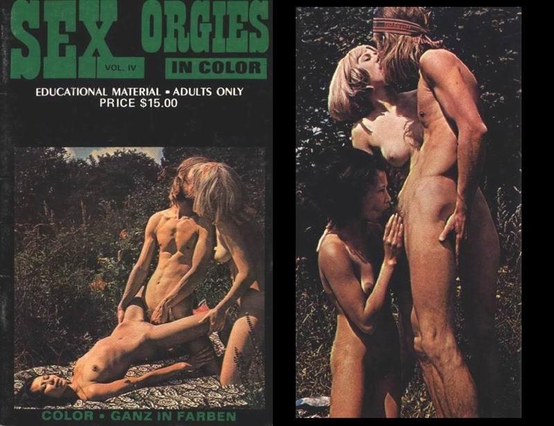 Sex Orgies in Color V4 (1970s) JPG