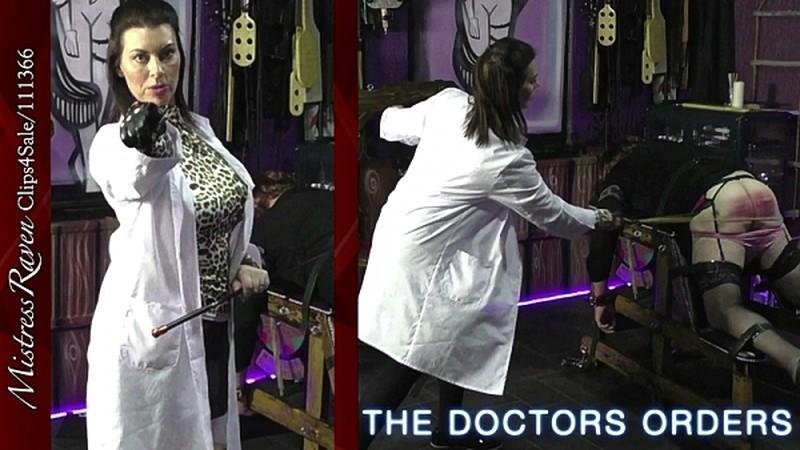 Mistress Raven The Doctors Orders [HD 720P]