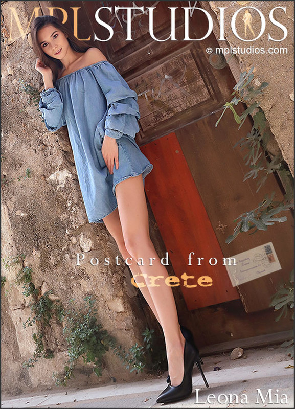 Leona Mia - Postcard From Crete (2021-07-04)