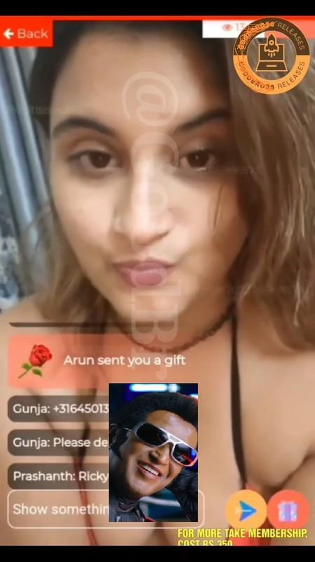 Gunjan Aras 1 Hour Live 5 July (2021) App Short Film Download