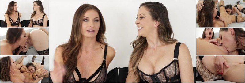 Cherie Deville, Silvia Saige - MILF Performers Of The Year (FullHD)