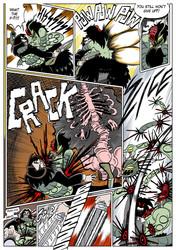 Blue Striker Bomber - Hellgasm Slaughter