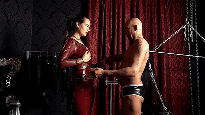 Lady Iveta - Stupid Oil Slave - BRANDNEW [FullHD 1080P]
