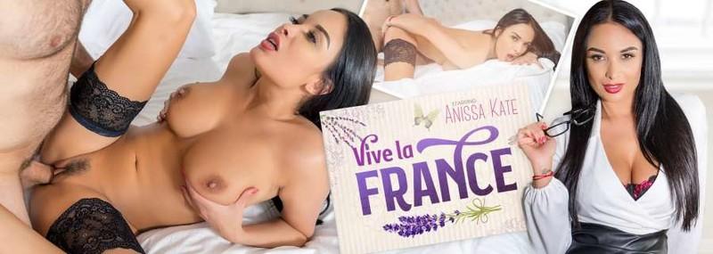 Vive La France Anissa Kate Oculus 6k