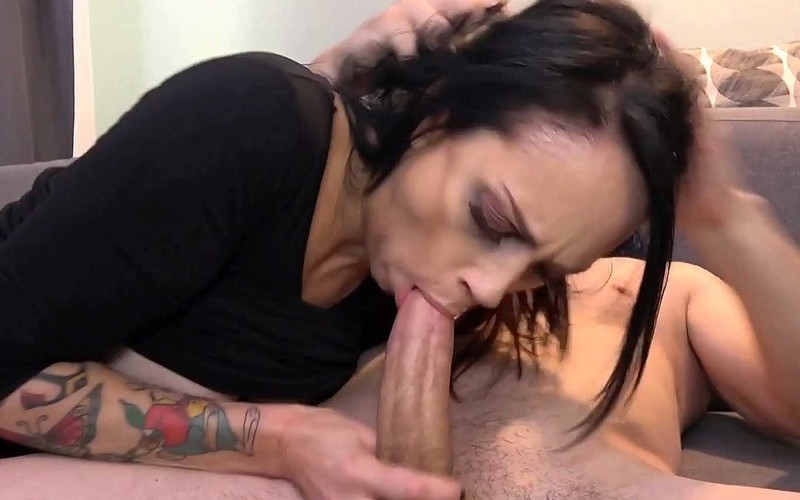 Adeline Lafouine - This MILF has a kinky dream about a big dicked anal adventure [HD 1060P]