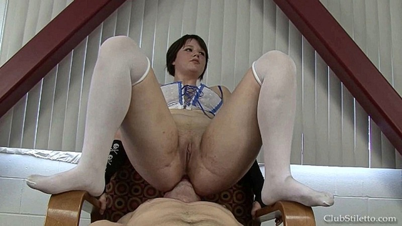 Rejected boyfriend kept on as Her Ass licking slave [FullHD 1080P]
