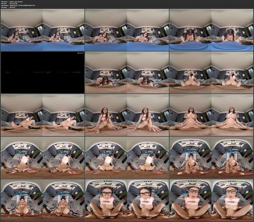 Gamer Girl Brenna Sparks Oculus Go 4k