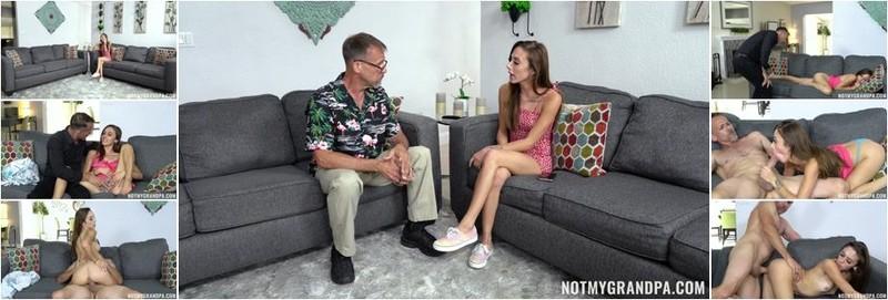 Dani Blu - How Stepgrandpa Got His Groove Back (HD)